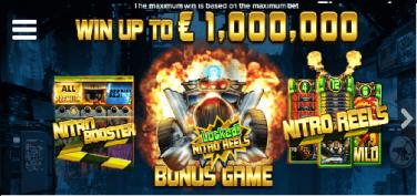Nitropolis 2. 2 Bonus Game
