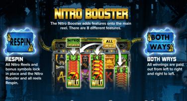 Nitropolis 2. 4 Nitro Booster