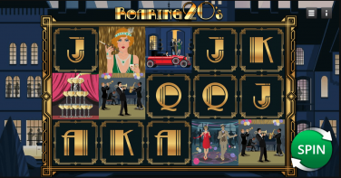 Roaring 20s Theme & Graphics