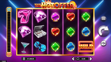 The Hot Offer Theme & Graphics