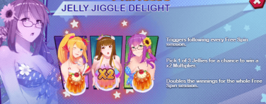 Candy Island Princess Jelly Jiggle Delight