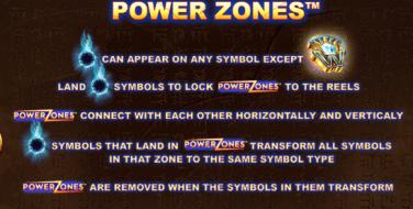 Isthar Powerzones The Power Zones feature
