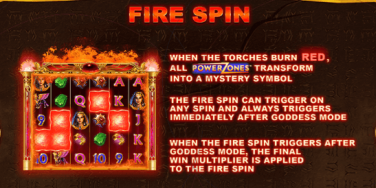 Isthar Powerzones Free Spins
