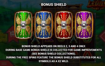 Legion Hot 1 Bonus Rounds