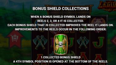 Legion Hot 1 Green Shield