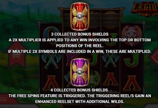 Legion Hot 1 Bonus