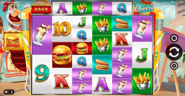 Royale With Cheese MegawaysTheme & Graphics