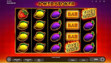 Joker Stoker Theme & Graphics