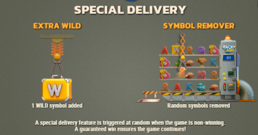 Pack and Cash Special Delivery