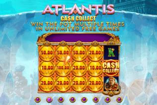 Atlantis Cash Collect Pot