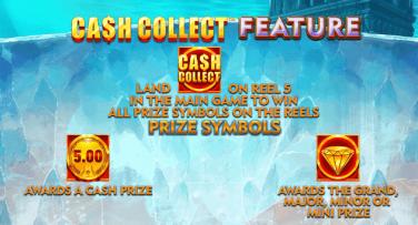 Atlantis Cash Collect Feature