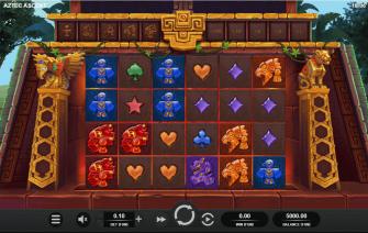 Aztec Ascent Theme & Graphics