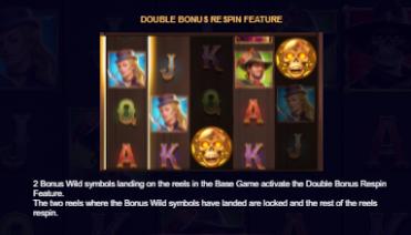 Bounty Showdown Respin Feature