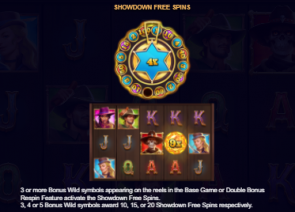Bounty Showdown Free Spins