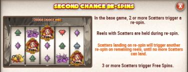Charlie Chance XReelZ Re-Spins
