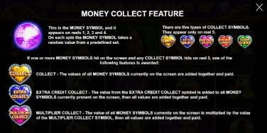 Heart of Rio Money Collect Feature