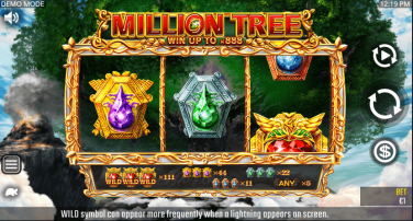 Million Tree Theme & Graphics