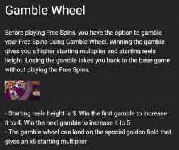 PapayaPop Gamble Wheel