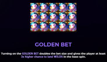 Suncatcher Gigablox golden bet feature