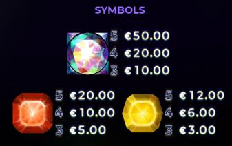 Suncatcher Gigablox Symbols