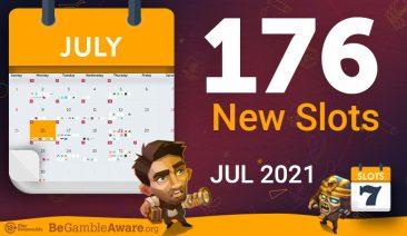 New Slots Games » July 2021