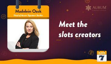 Meet the Slots Creators – Aurum Signature Studios's Madelein Ozok Interview
