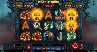 Power Of Gods Hades Theme
