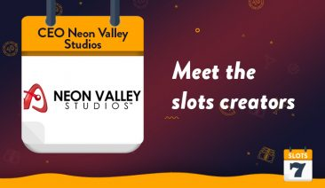 Meet the Slots Creators – Neon Valley Studios's Tomas Tezak Interview
