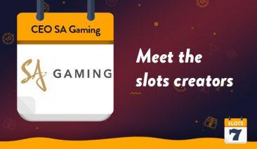 Meet the Slots Creators – SA Gaming's CEO Interview