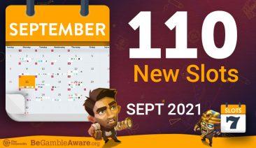 New Slots Games » September 2021