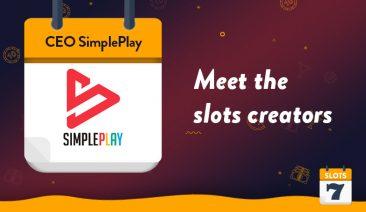 Meet the Slots Creators – SimplePlay's CEO Interview