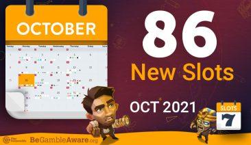 New Slots Games » October 2021